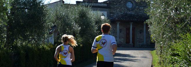 Il Percorso dell'Ecomarathon di Bagno a Ripoli
