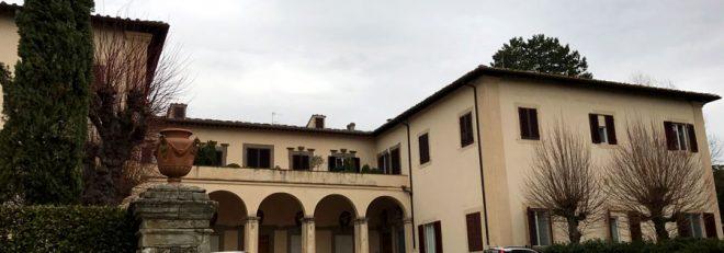 Villa di Lappeggi
